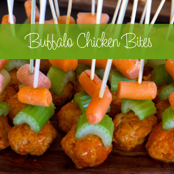 Buffal Chicken Bites