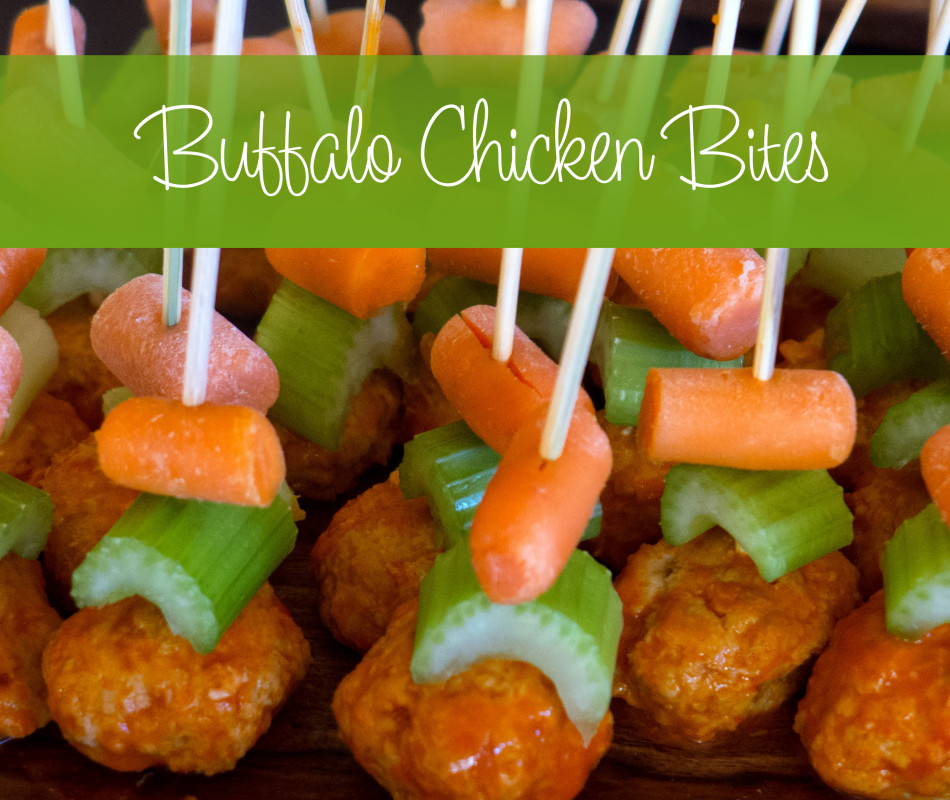Buffal Chicken Bites