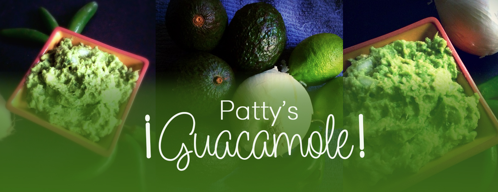 Guacamole Collage