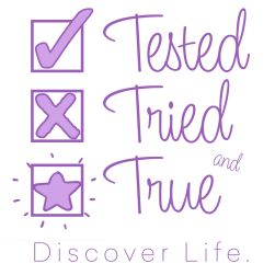 Tested Tried and True Square Logo