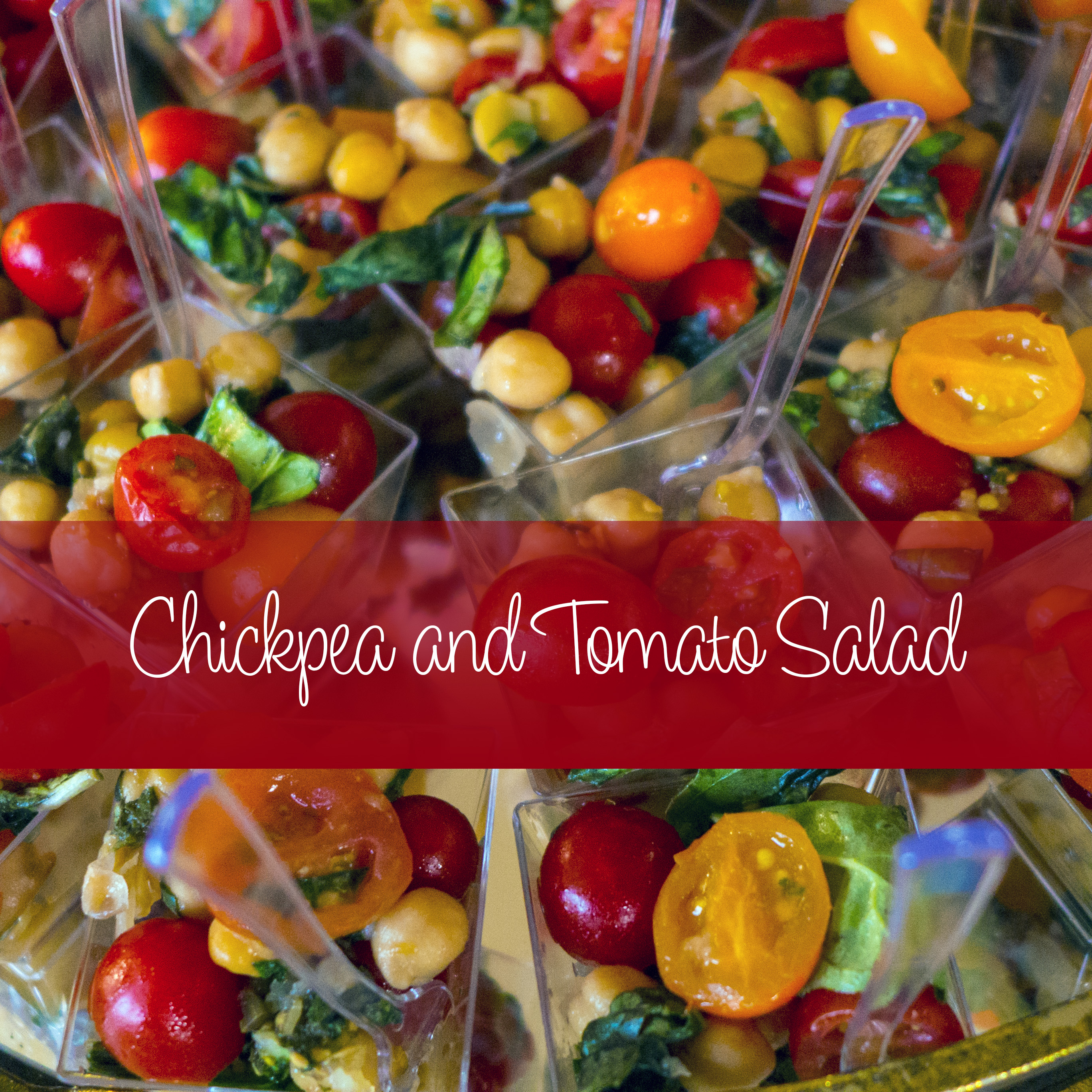 Chickpea and Tomato Salad