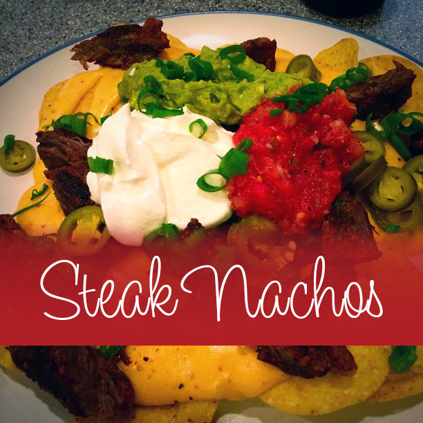 Steak Nachos