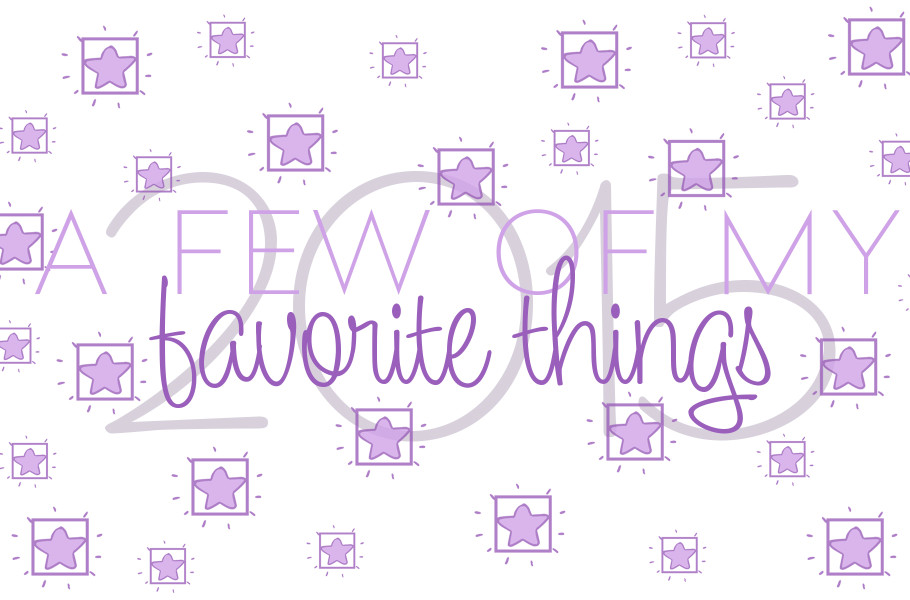 afewfavoritethings